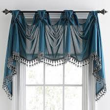 Bathroom Window Valance Ideas 181 Best Valances Shades Cornices Images On Pinterest Window