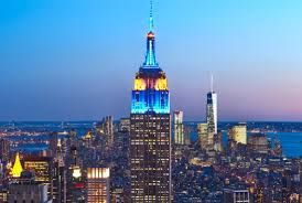 Empire State Building Halloween Light Show 15 Things You Might Not Know About The Empire State Building