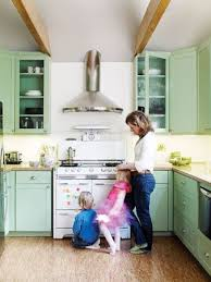 What Color Kitchen Cabinets Go With White Appliances White Appliances On A Comeback The Estate Of Things