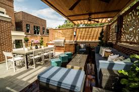 rooftop deck design taking design for outdoor spaces to the rooftop the denver post