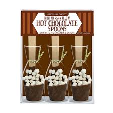 hot cocoa gift set hot chocolate spoons melville candy