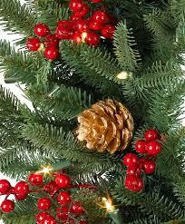 classic artificial wreath tree classics