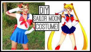 Sailors Halloween Costumes Sailor Moon Diy Halloween Costume Style Dani
