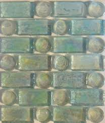 Home Decor Nation Bliss Glass Tile Norwegian Ice Backsplash Wall In Laundry Room