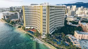 Map Of Waikiki Waikiki Oceanfront Hotels Sheraton Waikiki Hotel Location