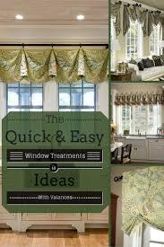 free easy window treatment patterns image fatare com