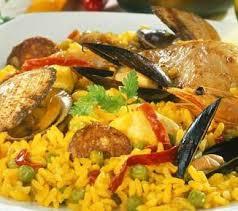cuisine traditionnelle espagnole ma paella la toile gourmande mais simple