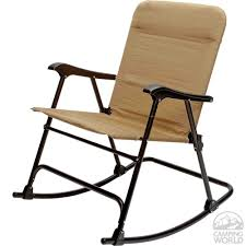 Iron Rocking Patio Chairs Furniture Cool Camping Rocking Chair And Black Iron Outdoor