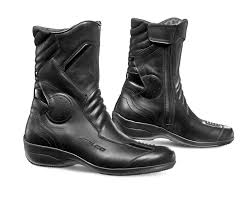 womens boots brisbane falco venus 2 womens black leather motorcycle road sport
