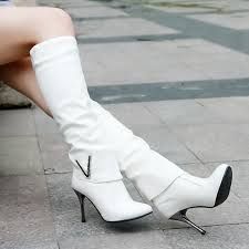 womens white boots size 9 womens white boots size 9 shoe models 2017 photo