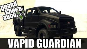 gta v vapid guardian heists dlc car guide how to unlock the new