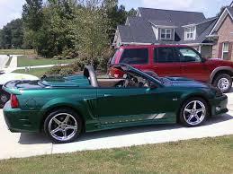 04 convertible mustang cervini s mustang 2 speedster cover unpainted 4000 94 04