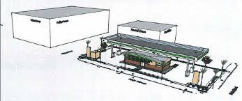 gas station floor plans downtown 7 eleven design revised approved metro jacksonville
