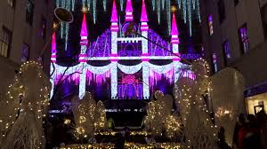 lord and taylor thanksgiving hours 2016 saks fifth avenue holiday light show and fireworks youtube