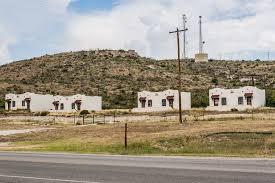 Adobe Style House Whites City New Mexico Adobe Style Motel Our Ruins