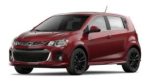 hatchback cars 2016 2018 sonic compact car sedan u0026 hatchback chevrolet