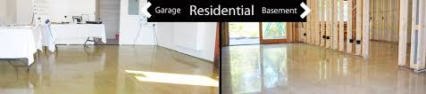 unique residential flooring options should include concrete polishing