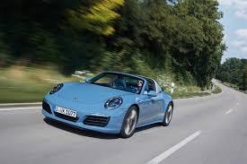porsche graphite blue interior porsche goes retro with 911 targa 4s exclusive design edition