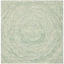 6 X 6 Round Area Rugs by Amazon Com Safavieh Ikat Collection Ikt635a Handmade Ivory And
