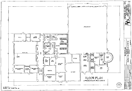 Fire Station Floor Plans Firehouse Proposal