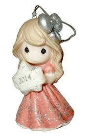 precious moments company dated 2014 ornament home