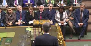 Shadow Front Bench Labour Mps Busy With Their Phones As Shadow Chancellor Rails At