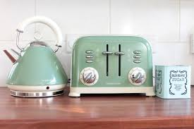 Red Kettle And Toaster Red Set Kettle Toaster Microwave Sets Signature Colour Match Rrp