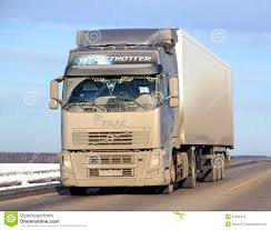 trailer volvo volvo fh12 editorial stock photo image 51640473