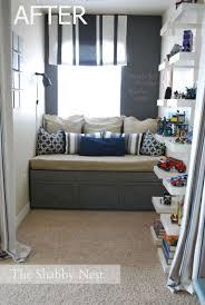 Boys Room Ideas by Boys Bedroom Nook Makeover Boys Bedroom Ideas