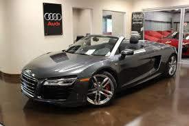 used 2015 audi r8 stock p3062a ultra luxury car from merlin auto