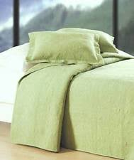 Twin Matelasse Coverlet Sale 4 Pc Hotel Style Contemporary Solid Green Matelasse Coverlet King