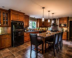 kitchen ideas with stainless steel appliances kitchens with black appliances photos images kitchens