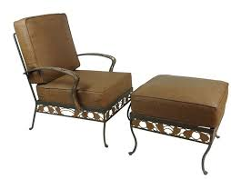 wrought iron patio ottoman 20 best early brown jordan wrought iron patio furniture images on