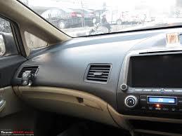 New Honda Civic 2015 India My Grey Hell Hound Honda Civic Smt U002711 5000 Kms Ownership