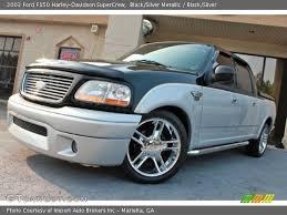 03 ford f150 harley davidson black silver metallic 2003 ford f150 harley davidson supercrew