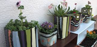 10 easy diy plant pots ideas
