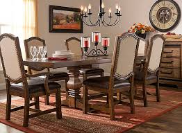 Raymour And Flanigan Dining Room Wayton 7 Pc Dining Set Oak Raymour U0026 Flanigan