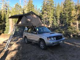 lifted subaru forester first overland trip with my lifted forester xt overlanding