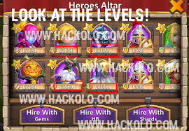 castle clash apk get castle clash hack apk mod for unli gems gold and mana