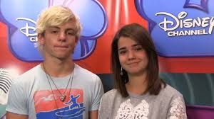 ross lynch and maia mitchell thanks mail carrier youtube