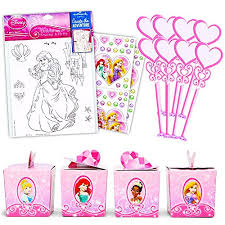 Princess Party Decorations Disney Princess Party Supplies Ultimate Set 150 Pieces Party