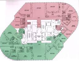 Chicago Apartment Floor Plans Trump Tower Chicago Floor Plans 87 88 Drexel Pierce Series