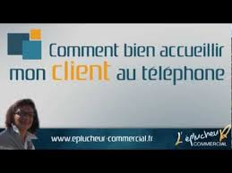 comment repondre au telephone au bureau comment bien accueillir mon client au téléphone