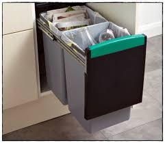 poubelle tri selectif cuisine poubelle tri selectif cuisine idées de décoration à la maison