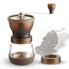 Burr Mill Coffee Grinder Reviews Coolife Burr Hand Coffee Grinder Review The Perfect Grind