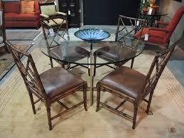 katads page 212 regency dining table and chairs bamboo dining
