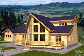 house plans for view house mountain home plan for view lot 35100gh architectural designs