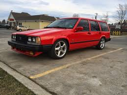 volvo 760 truck daily turismo 10k lt1 powered 1990ish volvo 740 wagon