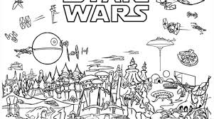 colouring pages lego star wars star wars coloring pages