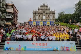 hong kong tourist bureau macao tourism industry press release